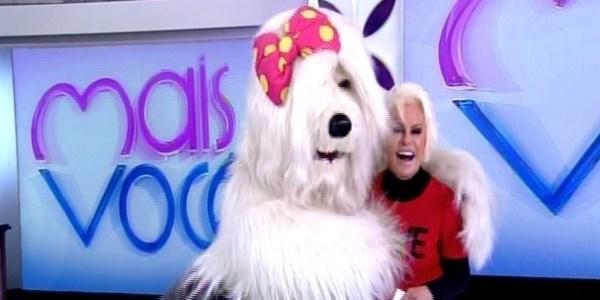 """Priscila, da """"TV Colosso"""", vira comentarista de moda do """"Mais Você"""""""
