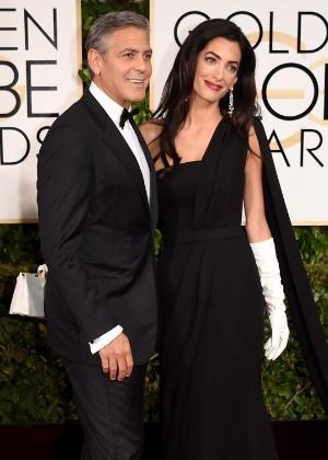 George Clooney e Amal Alamuddin estão tentando ter um filho, diz revista