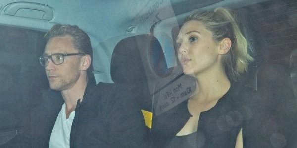 Elizabeth Olsen e Tom Hiddleston estariam tendo um affair, diz revista