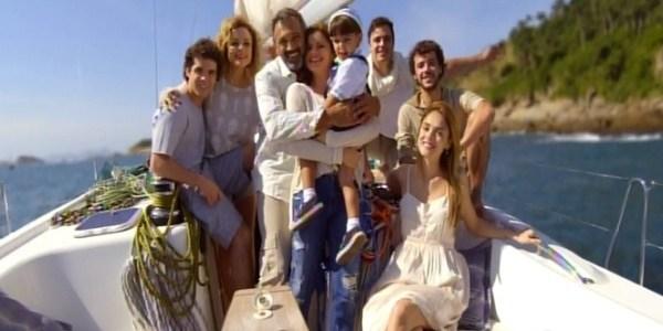 """Com romance e união familiar, fim de """"Sete Vidas"""" marca 19 pontos no Ibope"""