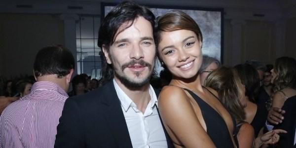 Sophie Charlotte está grávida do ator Daniel de Oliveira