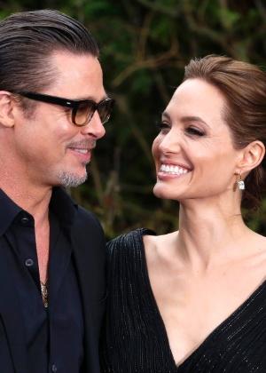 Angelina Jolie e Brad Pitt querem se mudar para Londres, diz revista