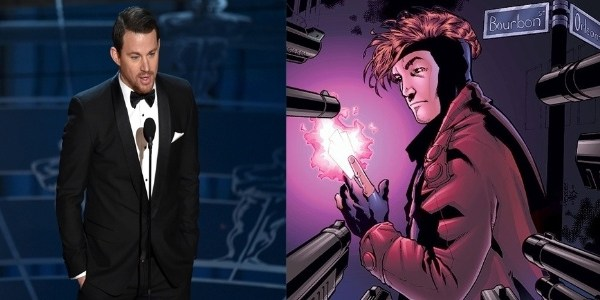 Ator Channing Tatum fecha acordo para viver Gambit nas telonas