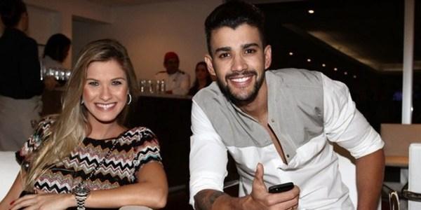 """Gusttavo Lima anuncia fim do noivado com Andressa Suita: """"Acabou"""""""