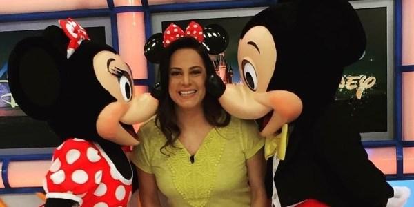 """SBT estreia desenhos da Disney e tira apresentadores do """"Bom Dia & Cia"""""""