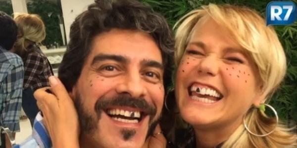 """Xuxa chama de """"quenga"""" mulher que ofereceu R$ 500 por beijo de Junno"""