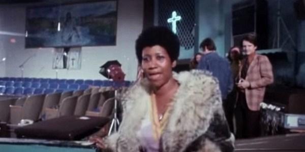 Erro banal nas filmagens levou doc sobre Aretha Franklin aos tribunais