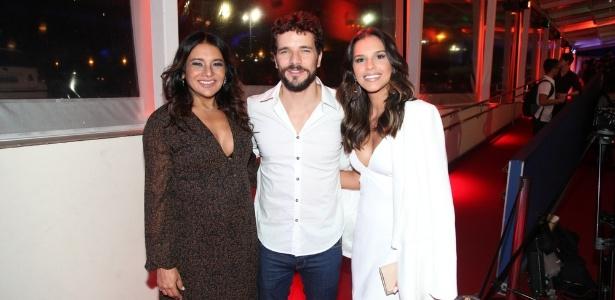 """Daniel de Oliveira diz que bebê com Sophie Charlotte """"vai ser bem bonito"""""""
