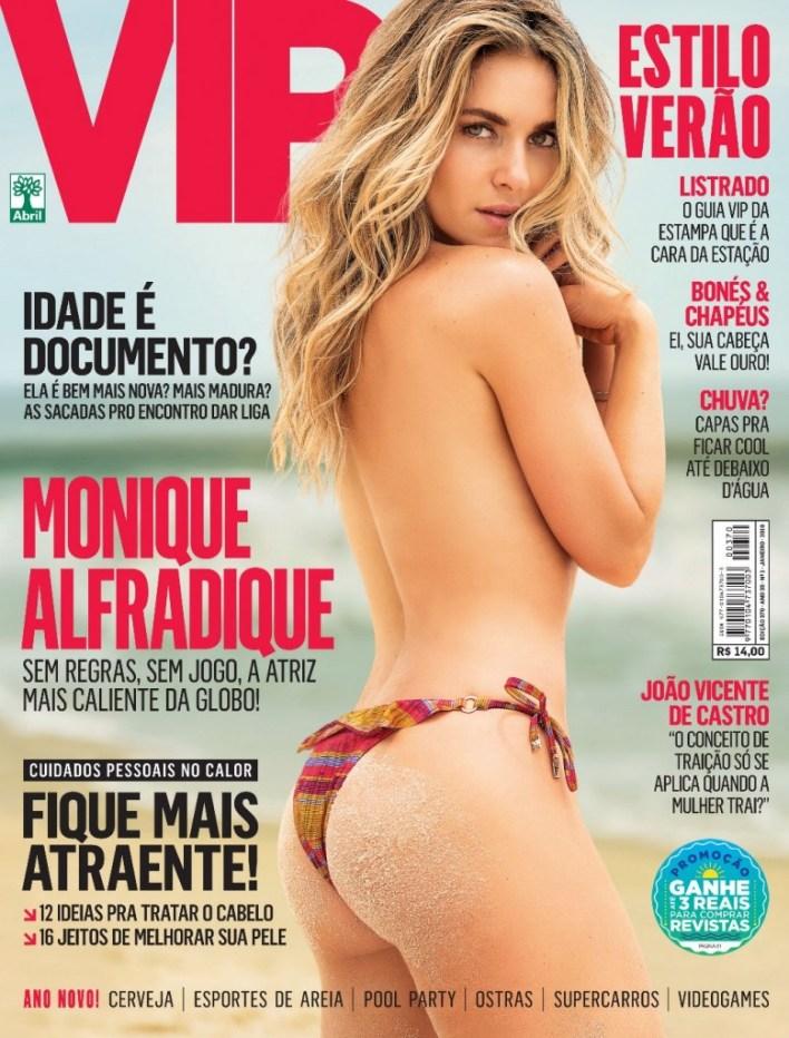 Capa da VIP de janeiro clicada pelo craque Yuri Sardenberg