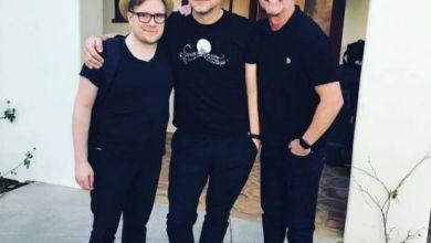 Foto de Vocalista do Fall Out Boy pode participar de novo álbum do Blink-182