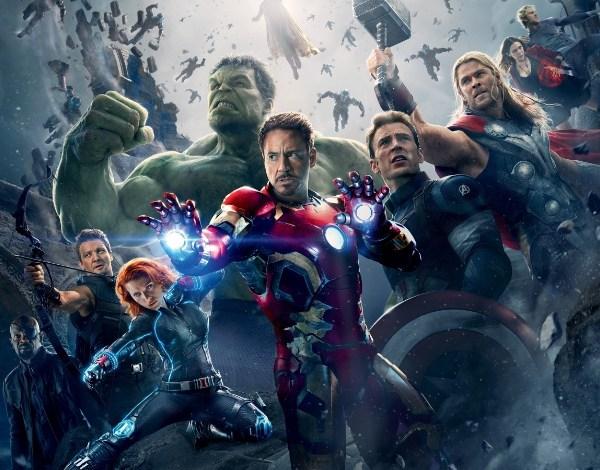 Marvel já arrecadou US$ 10 bilhões com filmes desde 2008