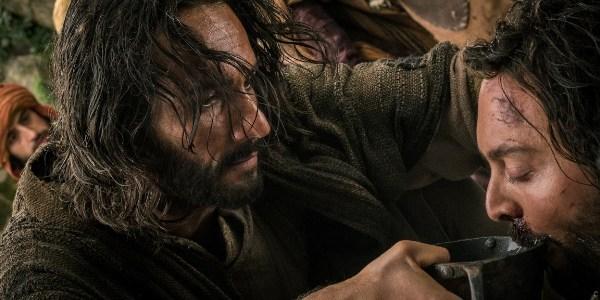 """Rodrigo Santoro surge como Jesus em nova imagem de """"Ben-Hur"""""""