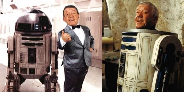 "Morre Kenny Baker, ator que deu vida ao robô R2-D2 na franquia ""Star Wars"""