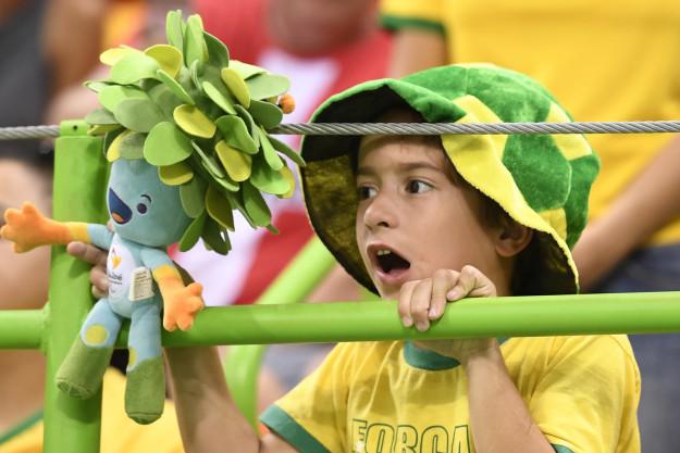 Enquanto Vinicius foi o da Olimpíada.