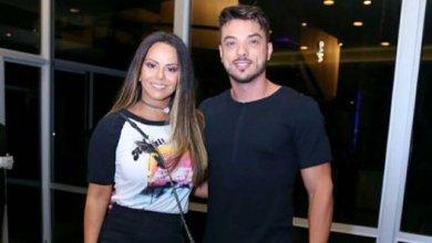 Foto de Viviane Araújo volta para o ex-namorado e quer evitar exposição
