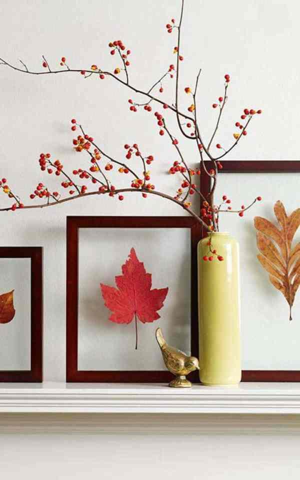 Ideas perfectas también para la decoración navideña