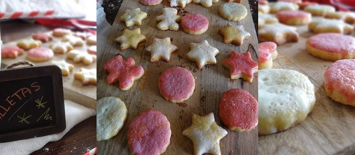 galletas de mantequilla receta facil