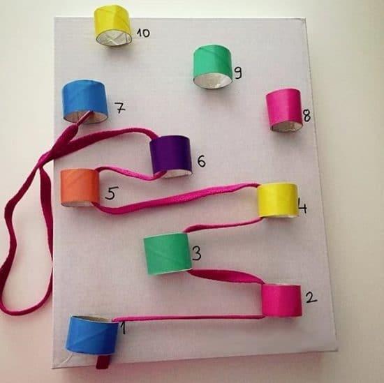 Juegos sencillos para hacer con niños