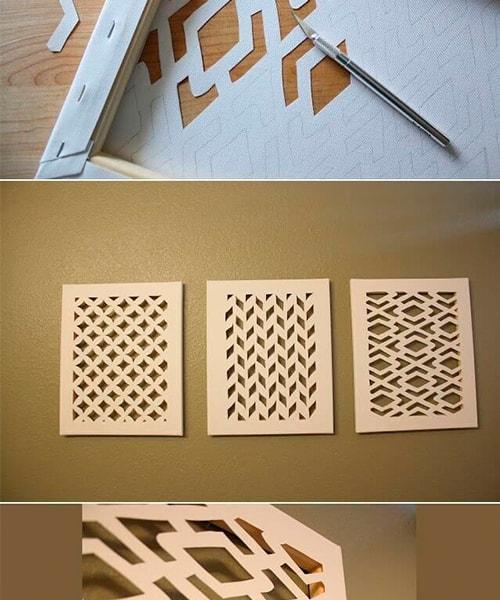 Ideas de cuadros sencillos