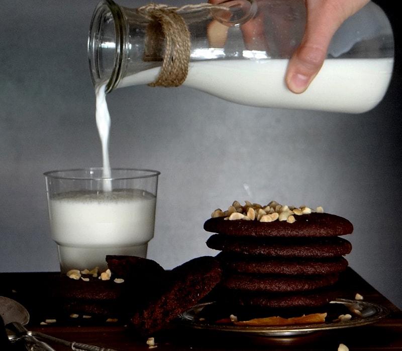 galletas de cacao