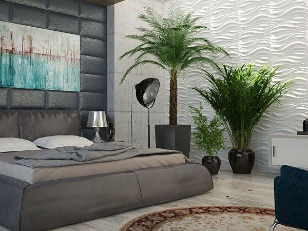 Kwiaty doniczkowe do sypialni - nawilżające i oczyszczające powietrze