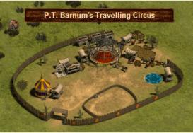 Koniec rozbudowy cyrku