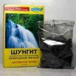 Szungit – aktywator wody