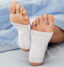 plastry detox