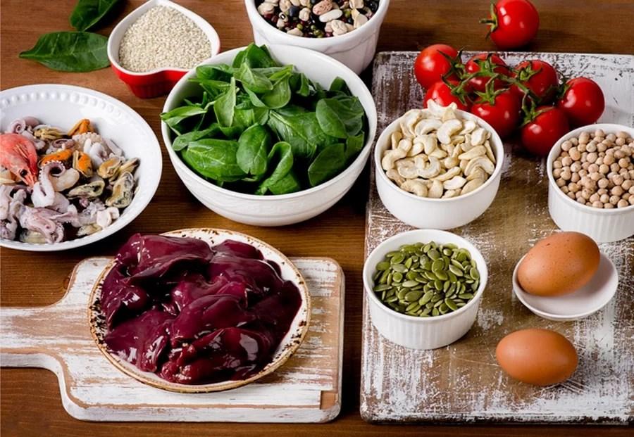 Jakie są najlepsze źródła żelaza w diecie?
