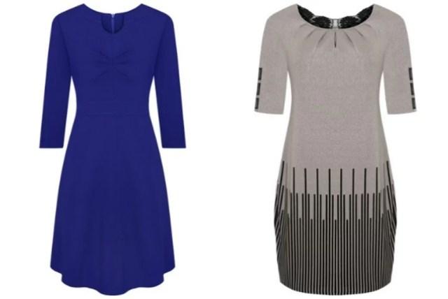 sukienki-dla-puszystych-wzory