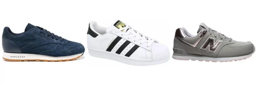 Reebok Classic, Adidas Superstar czy New Balance - które klasyczne sneakersy warto mieć?