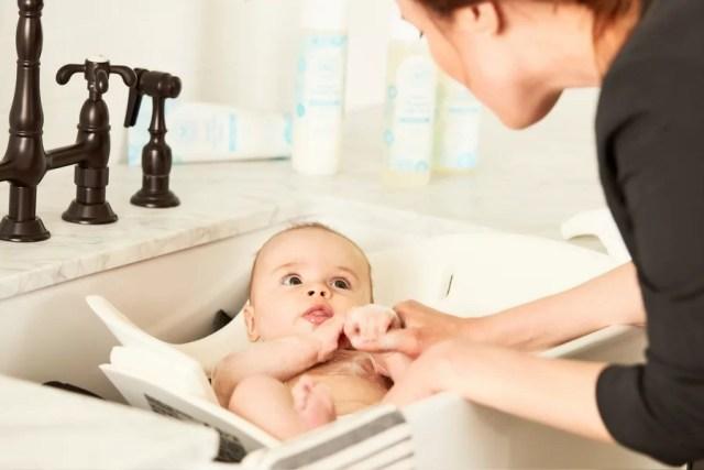Dziecko - kosmetyki do kąpieli