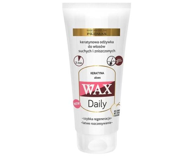 WAX Maska Keratynowa