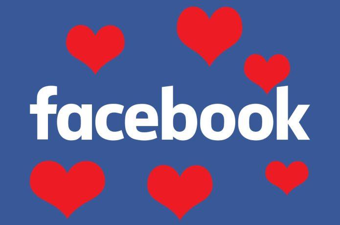 Co oznacza czerwone serce na Facebooku