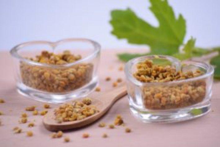 Pyłek pszczeli - naturalne wzmocnienie odporności