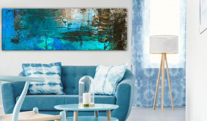 Obraz na płótnie to piękny element dekoracja wnętrza