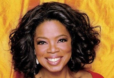 Oprah - Humanitarian Hostess