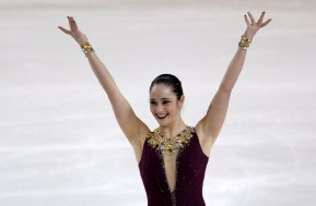 Silver in Team Figure Skating