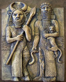 Gilgamesh Enkidu