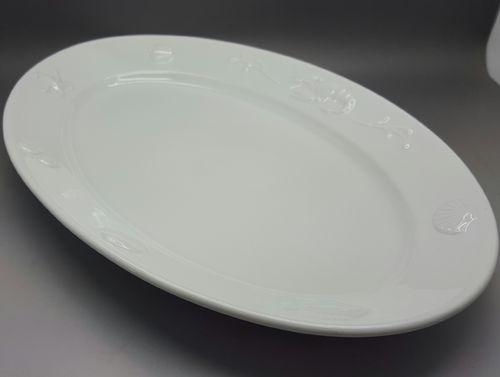 table de cuisine ovale