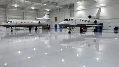 Photo of Por que empregar o Porcelanato Líquido em hangares e indústrias aeroespaciais?