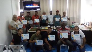 Photo of Curso de Porcelanato Líquido para os profissionais da construção civil!