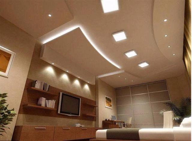 LiquidPiso Iluminação para sala