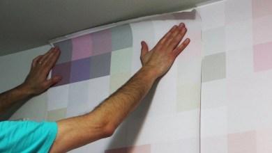 Photo of Papel de parede autocolante