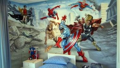 Photo of Papel de parede para quarto infantil