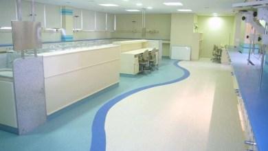 Photo of Porcelanato líquido em clínicas e hospitais!