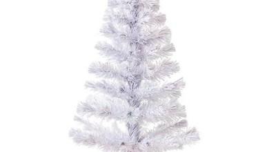 Photo of Árvore de natal branca