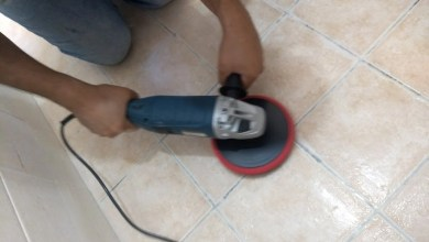 Photo of Tratamento Superfície Lixadeira Politriz!