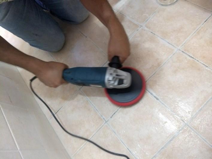 LiquidPiso Aplicação de Porcelanato Líquido