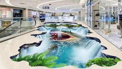 Photo of Piso Epóxi em Shopping Center!